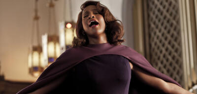 Whitney Houston in Sparkle