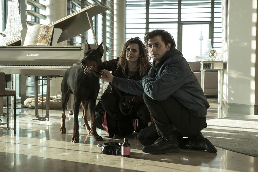Asphaltgorillas mit Ella Rumpf und Samuel Schneider