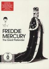 Freddie Mercury - The Great Pretender - Poster