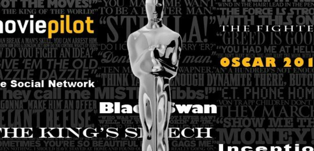 Was vom Oscar übrig blieb...