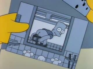 """Die Simpsons: """"Der Eignungstest"""""""