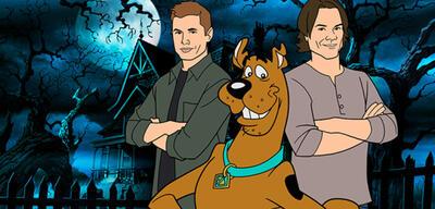 Supernatural: Die Winchesters und Scooby-Doo in Scoobynatural