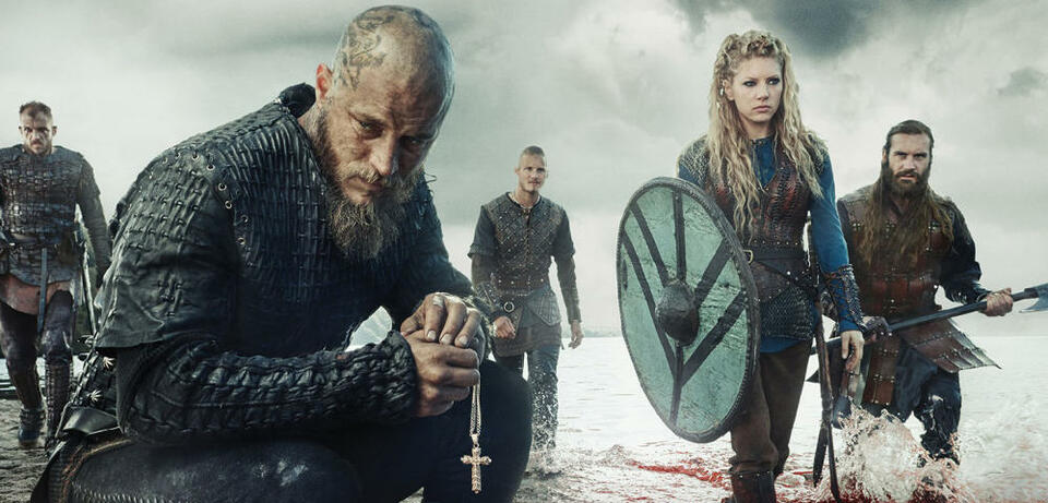 Vikings Staffel 5 Stream Deutsch