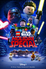 Lego Star Wars Holiday Special - Poster