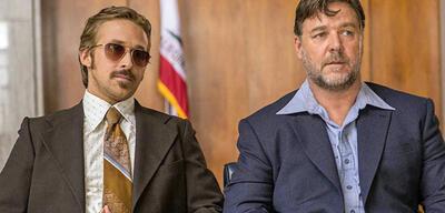 Ryan Gosling & Russell Crowe inThe Nice Guys