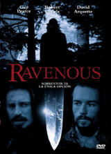 Ravenous - Friss oder stirb - Poster
