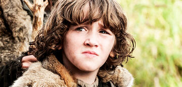 Game of Thrones: Art Parkinson als Rickon Stark