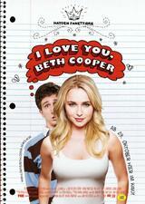 I Love You, Beth Cooper - Poster