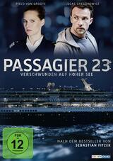 Passagier 23 - Poster