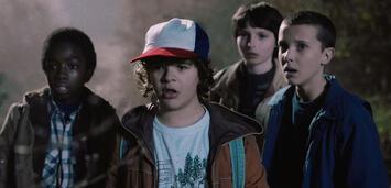 Bild zu:  Die Jugendlichen aus Stranger Things