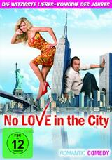 No Love In The City - Poster