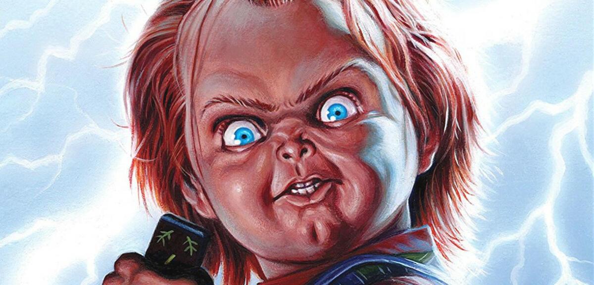 Chucky Die Mörder Puppe