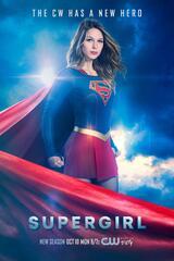 Supergirl - Staffel 2 - Poster