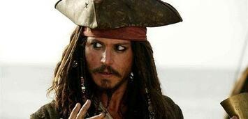 Bild zu:  Johnny Depp in Fluch der Karibik