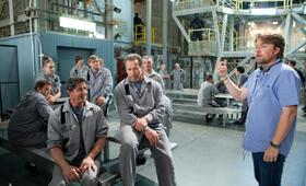 Escape Plan mit Arnold Schwarzenegger, Sylvester Stallone und Mikael Håfström - Bild 205