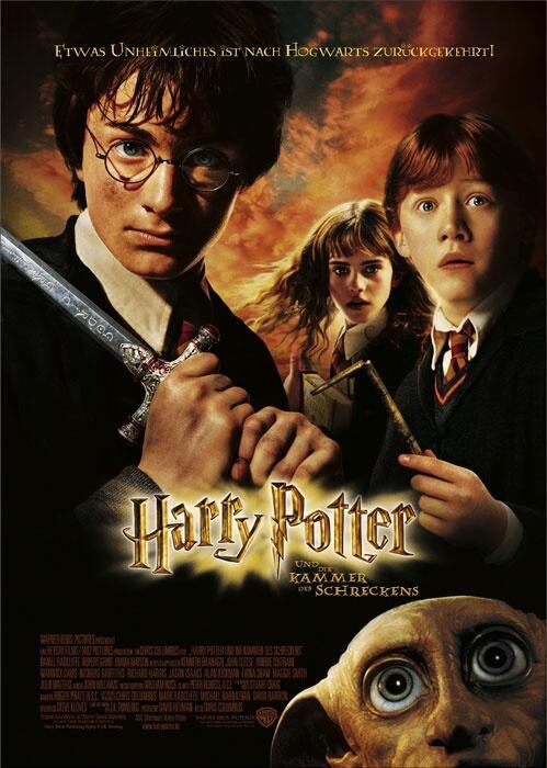 Harry Potter Und Die Kammer Des Schreckens Film 2002 Moviepilot De