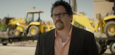 Jon Favreau in Kiss the Cook