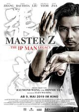 Master Z: The Ip Man Legacy - Poster