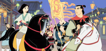 Disneys Mulan (1998)