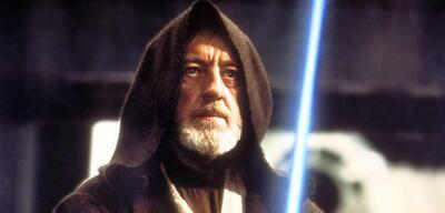 Alec Guinness als Obi-Wan Kenobi