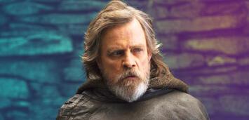 Bild zu:  Mark Hamill als Luke Skywalker in Star Wars 8: Die letzten Jedi