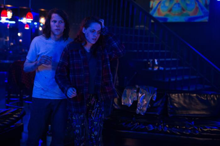 American Ultra mit Kristen Stewart und Jesse Eisenberg