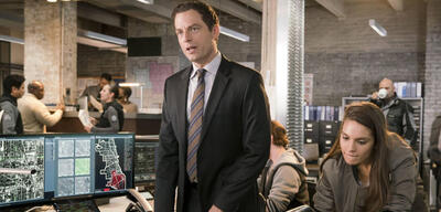 Justin Kirk im ersten Trailer zur Polizeiserie APB