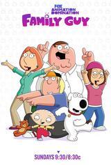 Family Guy - Staffel 19 - Poster