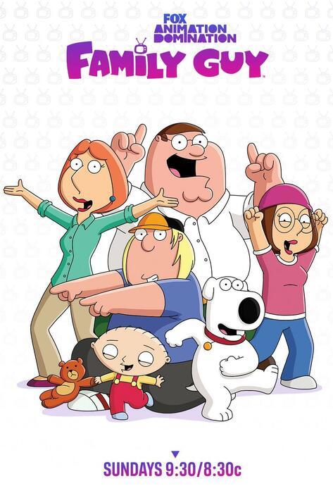 Family Guy, Family Guy - Staffel 19