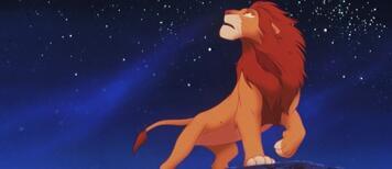 Der König der Löwen 3D ist auf Platz 1 der Kino-Charts