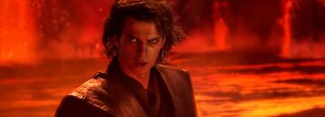 Mit Anakin Skywalker steht und fällt in Episode 3 das Schicksal der Galaxis.