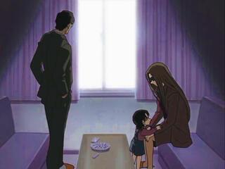 Familie Miyano in Herrn Dejimas Büro