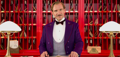 Wes Andersons Grand Budapest Hotel