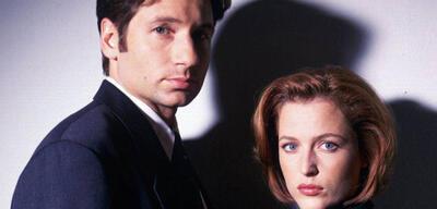 Mulder und Scully