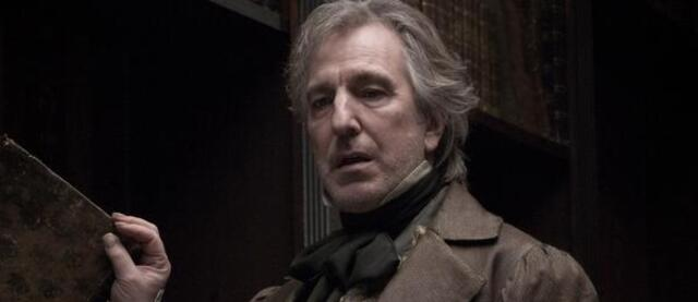Alan Rickman als Judge Turpin in Sweeney Todd