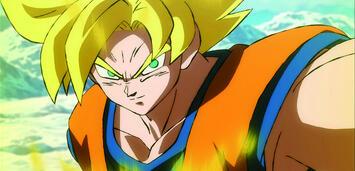 Bild zu:  Son-Goku als Super-Saiyajin