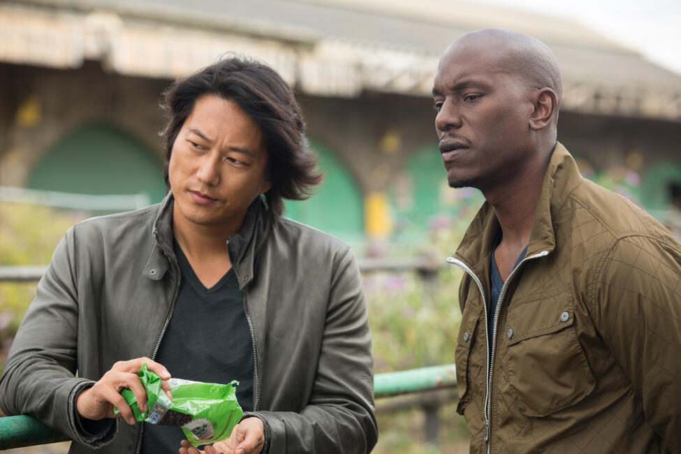 Fast & Furious 6 mit Tyrese Gibson