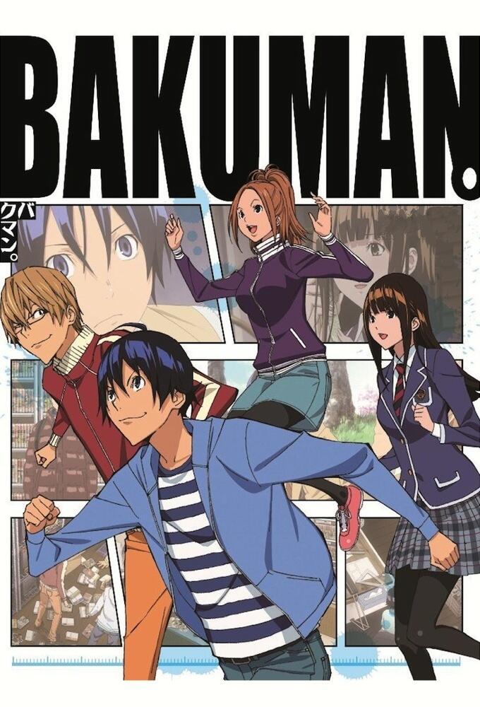Bakuman Serien Stream