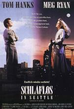 Schlaflos in Seattle Poster