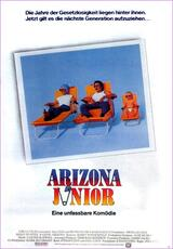 Arizona Junior - Poster