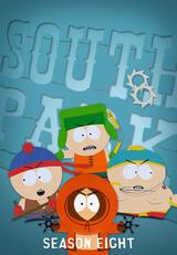 South Park - Staffel 8 - Poster