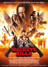 Machete Kills - Poster