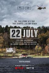 22. Juli - Poster