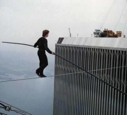 Man on Wire - Bild 1 von 7