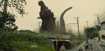 Bild zu:  Godzilla Resurgence