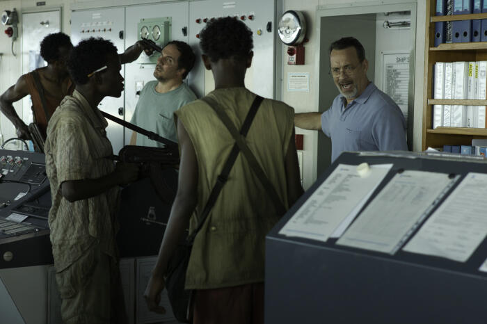 Captain Phillips mit Tom Hanks
