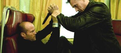 Im Remake von Heat wird Jason Statham mit spitzen Gegenständen hantieren.