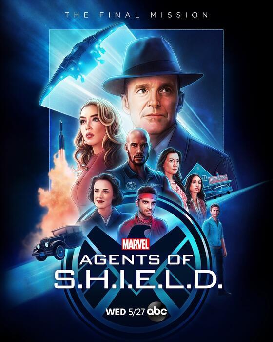 Marvel's Agents of S.H.I.E.L.D., Marvel's Agents of S.H.I.E.L.D. - Staffel 7
