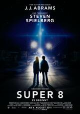 Super 8 - Poster