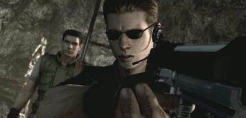 Bild zu:  So wird das Remake von Resident Evil aussehen